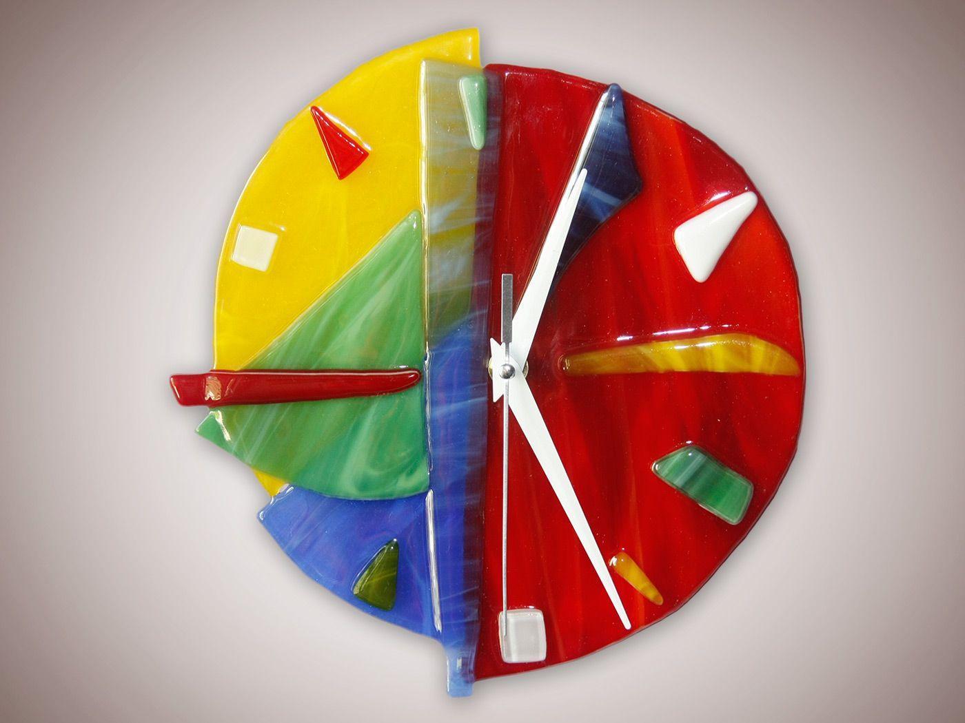 Stenska steklena ura, pol-ART