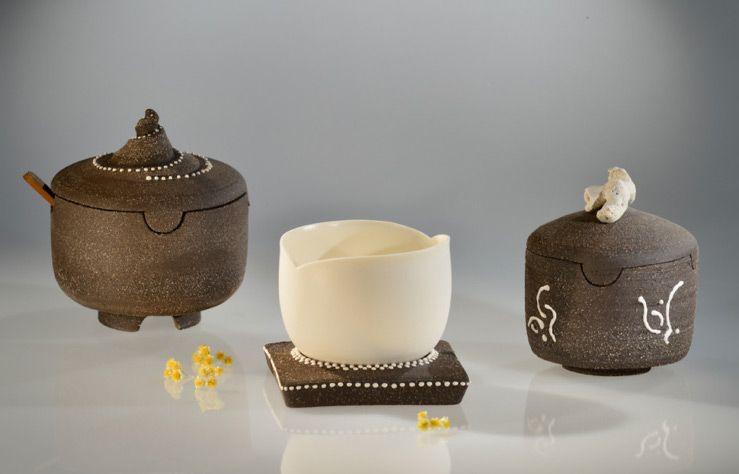 Nepopisno lepi izdelki iz porcelana, Vesna Vidrih