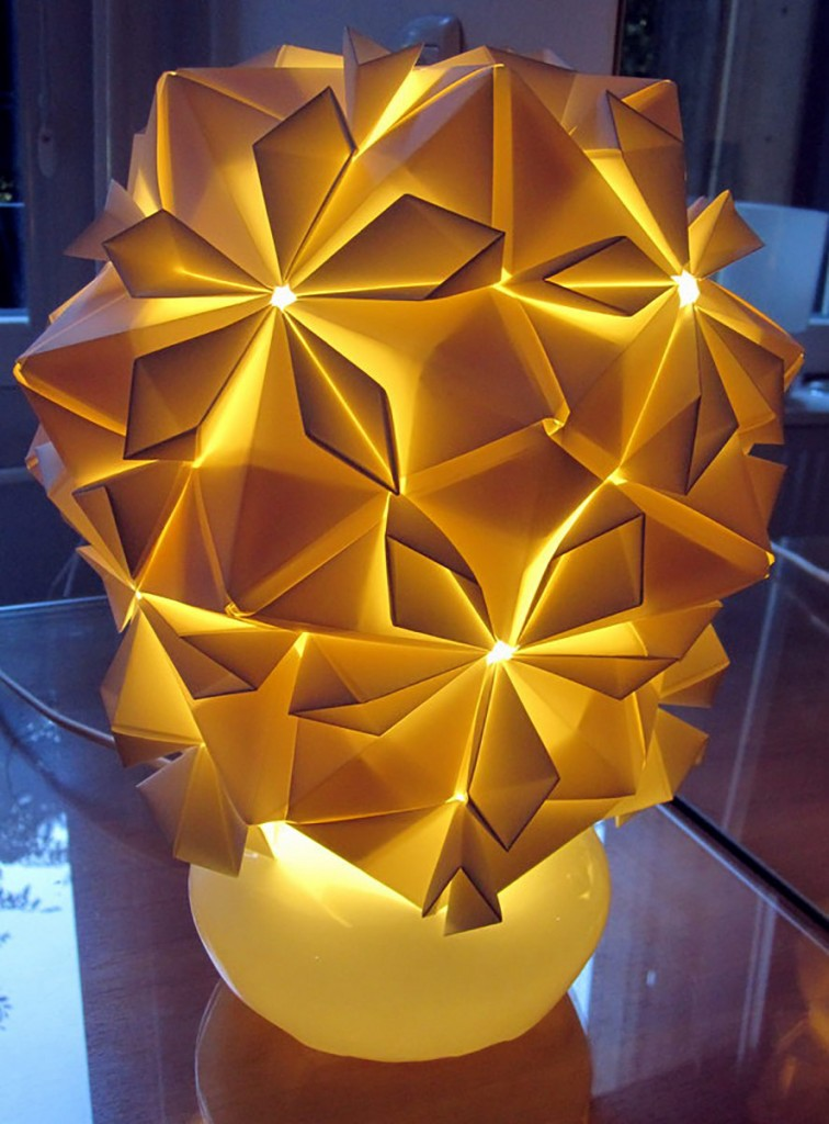 Origami svetila