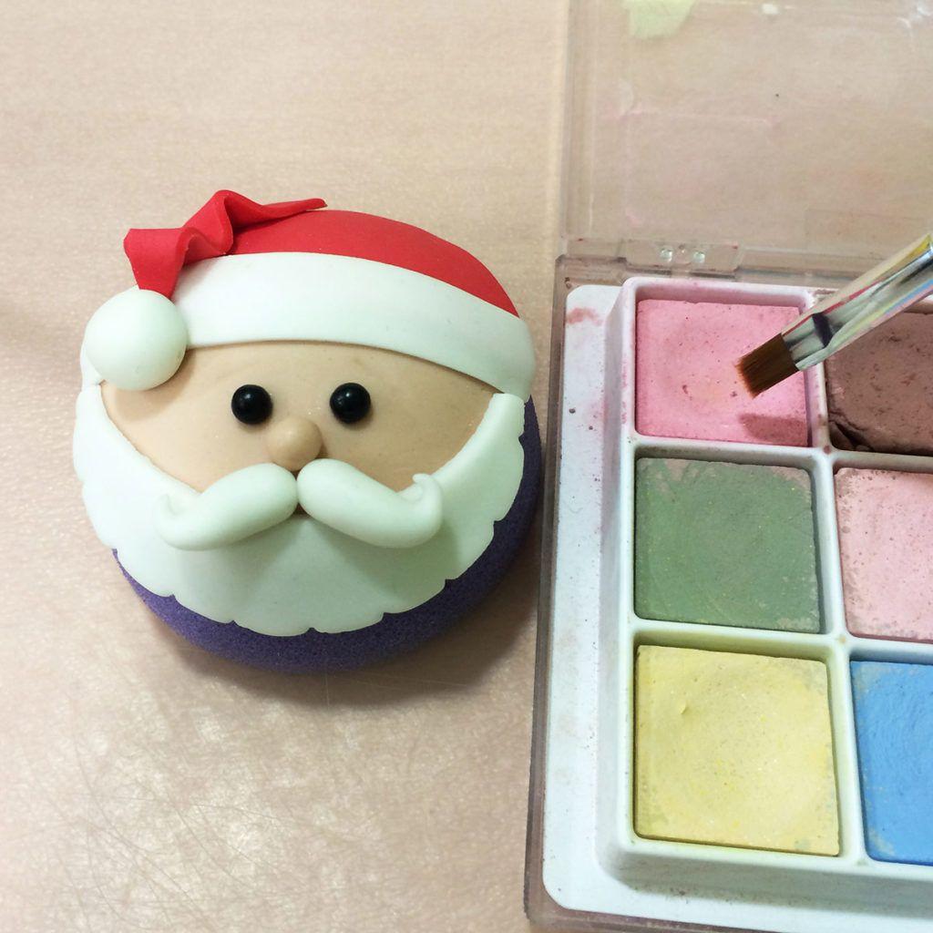 DIY: Sladki okrasek v podobi božička