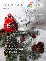E-revija Ustvarjalne roke – zima 2014