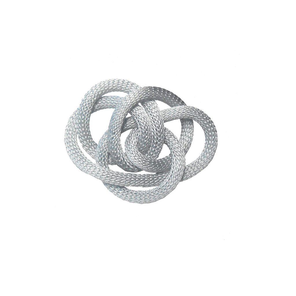 Lussli – Linija tekstilnega pletenega nakita