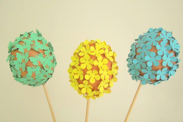 DIY: Pomladni pirhi