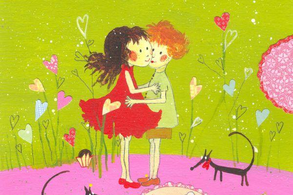 Andreja Gregorič: Motivi s spomini na otroška leta