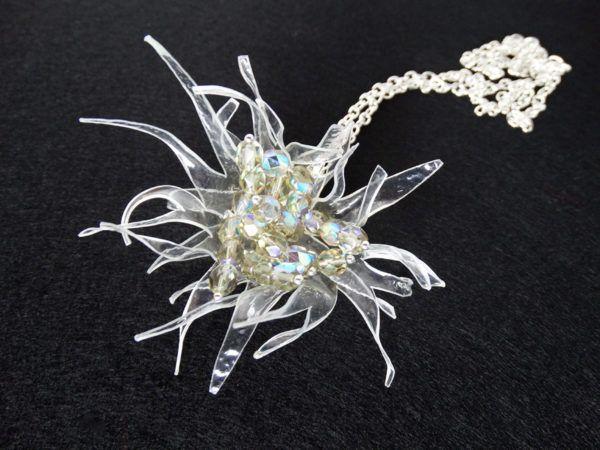 DIY: Ogrlica iz plastenke