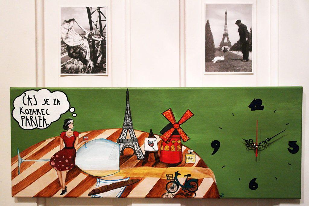Čas je za kozarec Pariza – Daša Ozimek