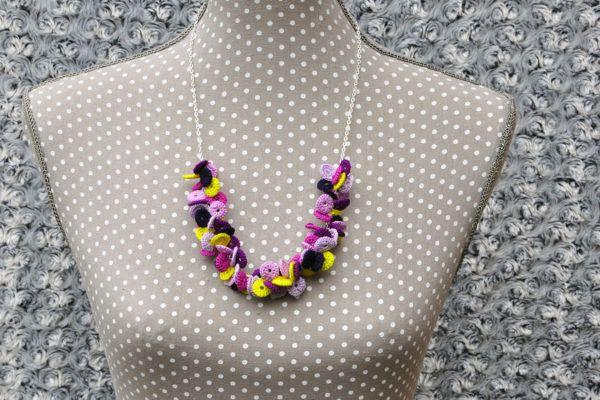 Pikiriki – Kvačkani krogci so lahko osnova za izdelavo nakita