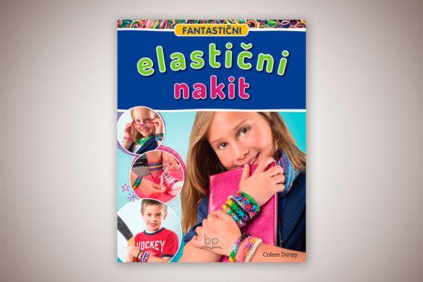 Knjiga: Fantastični elastični nakit