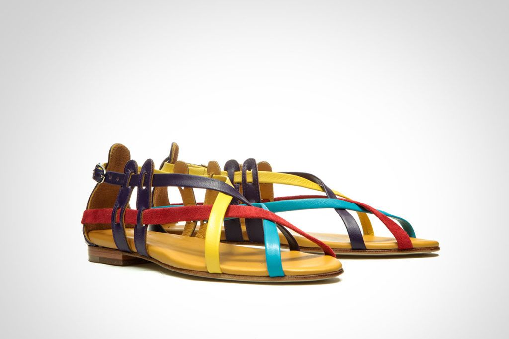 Čevlji z izstopajočim dizajnom