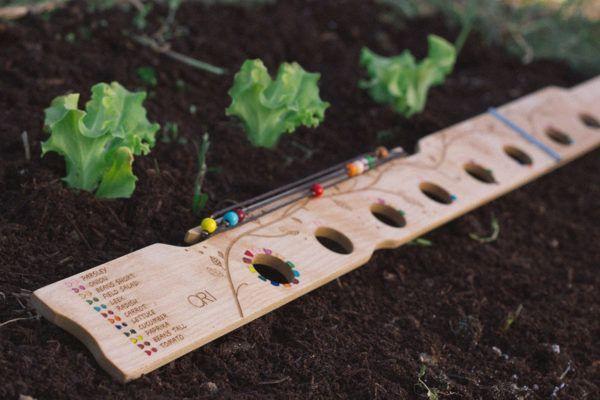 Estetski vrtnarski meter