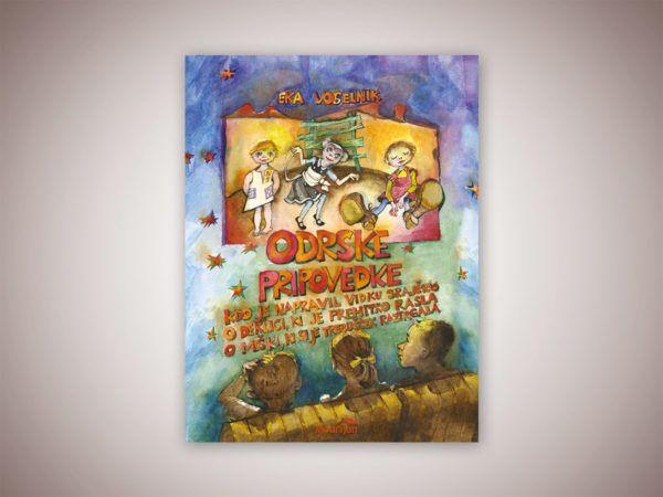 Knjiga: Odrske pripovedke