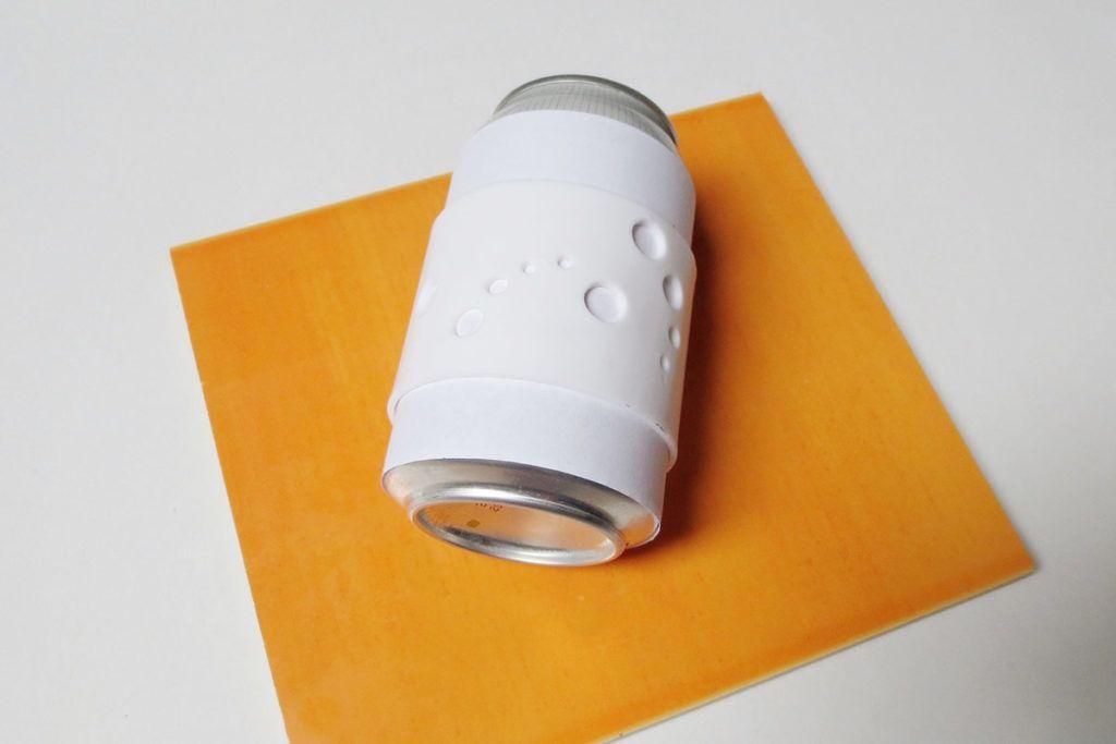 DIY: Jesenski svečnik iz polimerne mase
