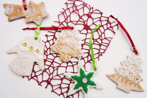 DIY: Okraski iz polimerne gline