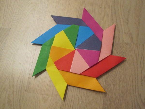 DIY: Origami – spreminjajoča se zvezda