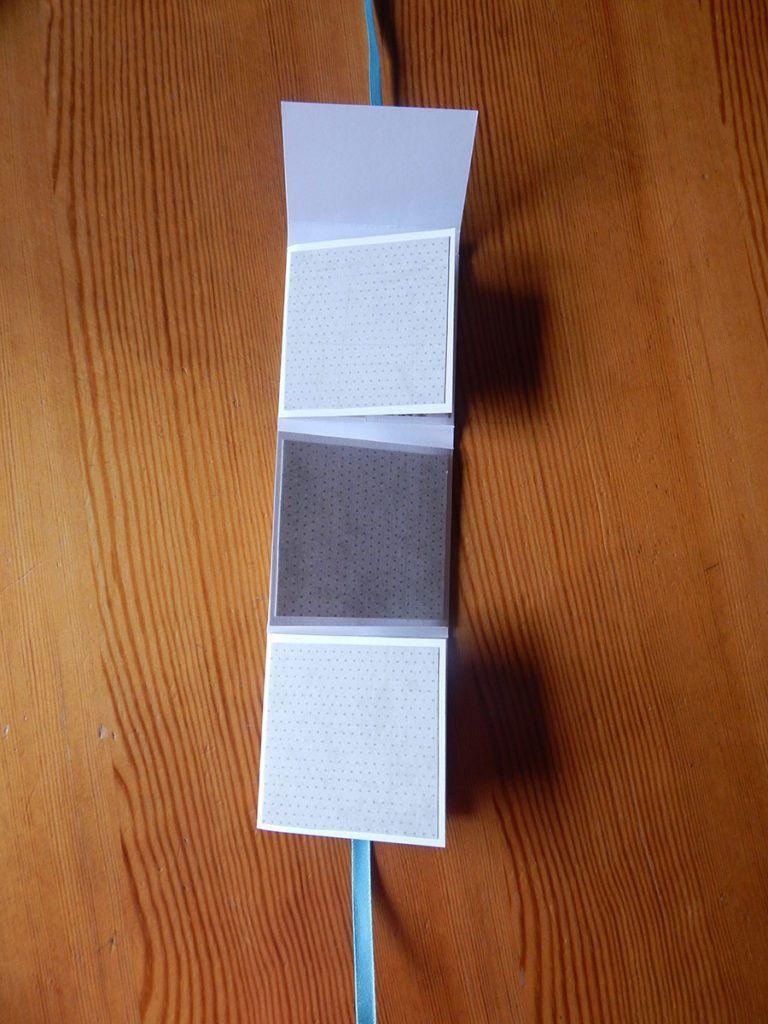DIY: Voščilnica z žepki za drobne pozornosti