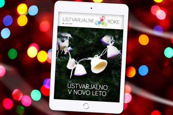 Zimska e-revija je polna ustvarjalnih idej