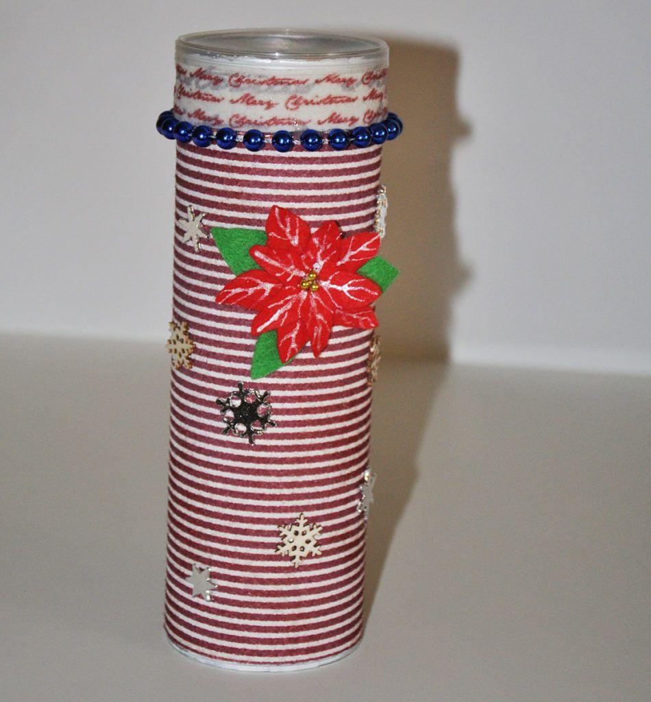 DIY: Darilne škatlice iz odpadne embalaže
