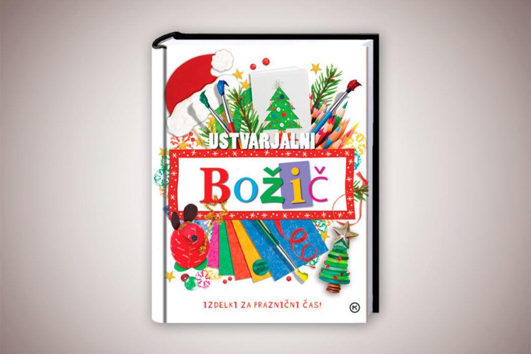 Knjiga: Ustvarjalni božič