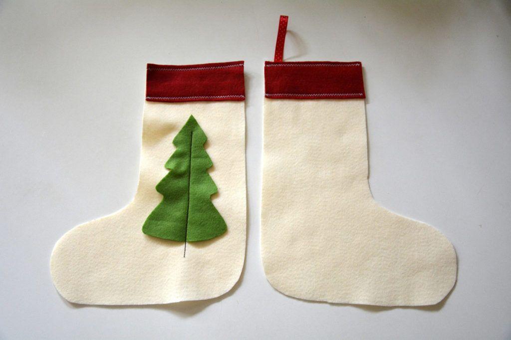 DIY: Škorenj za drobna darila