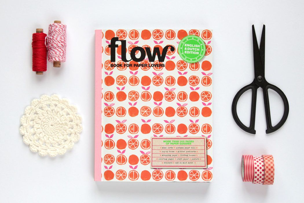 Knjiga: Flow Book for Paper Lovers