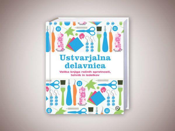 Knjiga: Ustvarjalna delavnica