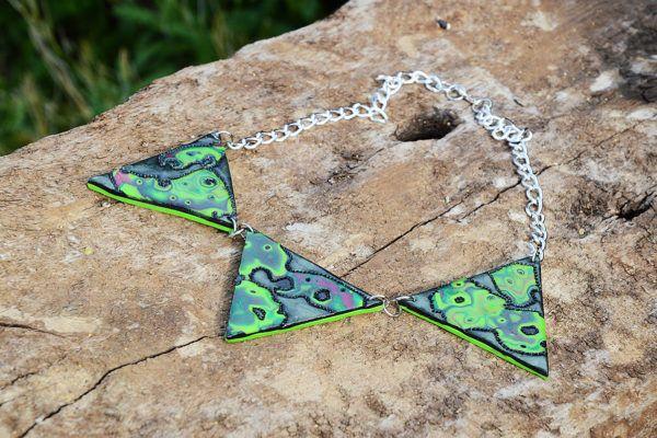 Neva Foršček: Obožujem svetle barve in takšen je tudi moj nakit