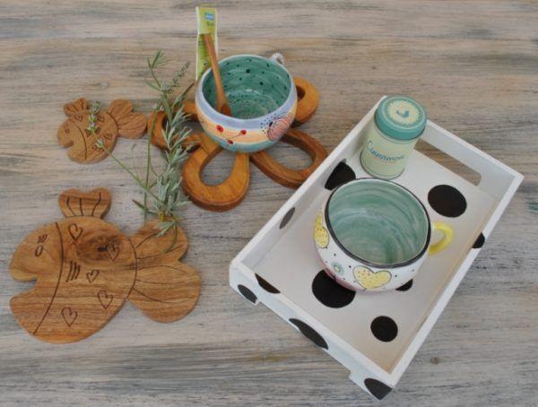 Družina Ogrinc: Razvejana ponudba izdelkov iz slovenskega lesa