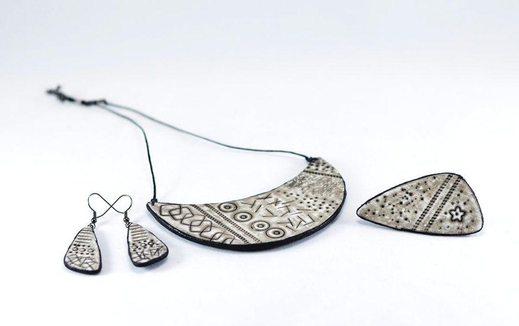 Mihaela Kežman: Najraje se poigrava z nepravilnimi oblikami