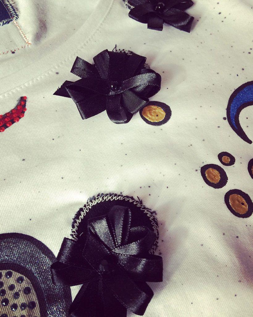 Valentina Smole: Čez noč si je kupila šivalni stroj in začela šivati