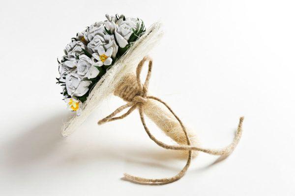 Matejka Javornik: Znanja ima dovolj, da bi lahko napisala priročnik o izdelavi cvetja iz krep papirja