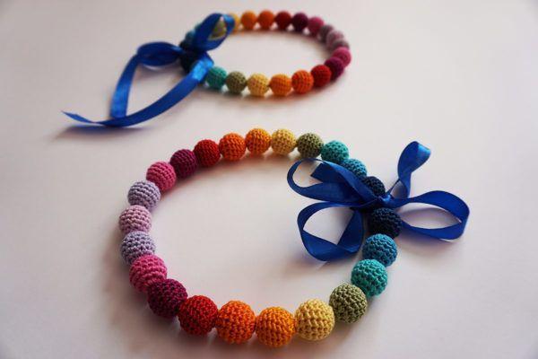 Rebeka Prelesnik: Z barvitim nakitom je življenje veliko lepše