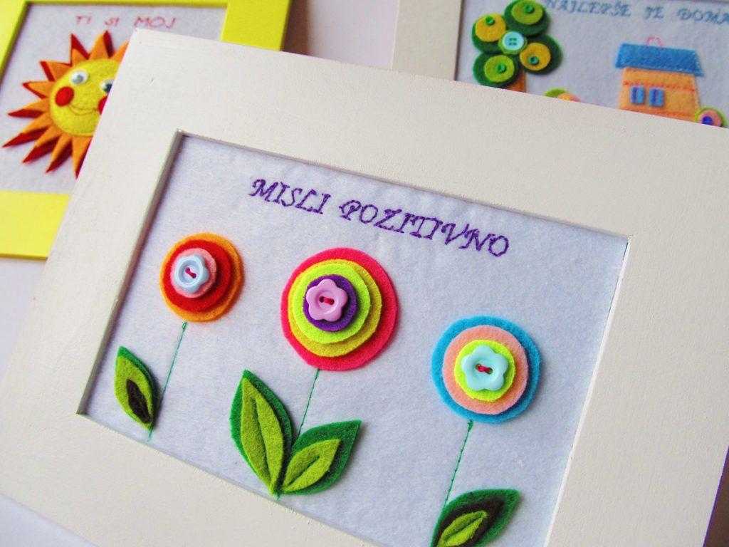 Bojana Vrečar: Z ustvarjalnimi idejami jo navdihujeta otroka