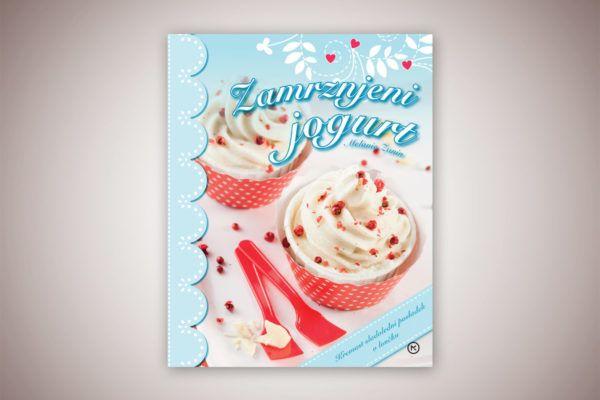 Knjiga: Zamrznjeni jogurt