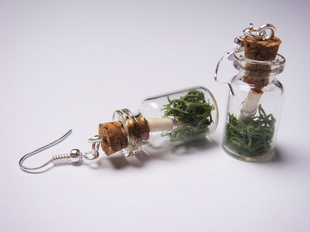 Miniaturne stekleničke