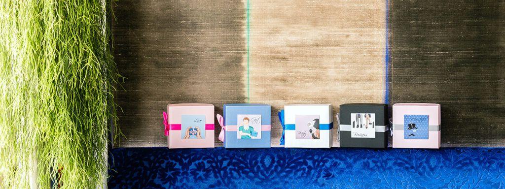 Teja Zaletelj: Škatlice presenečenja za vse okuse