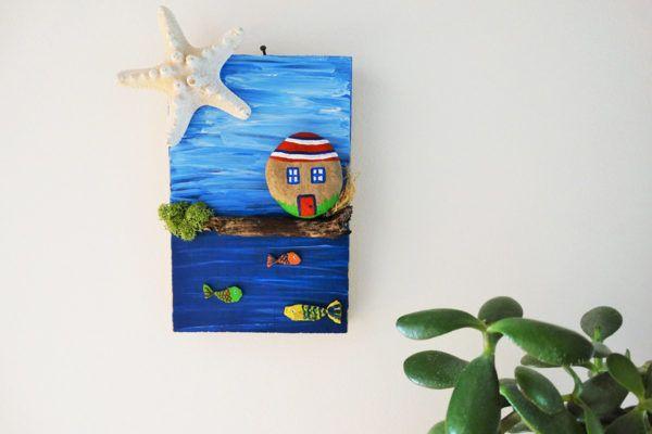 DIY: Morska obešanka