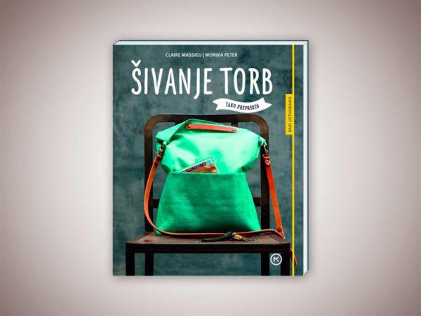 Knjiga: Šivanje torb