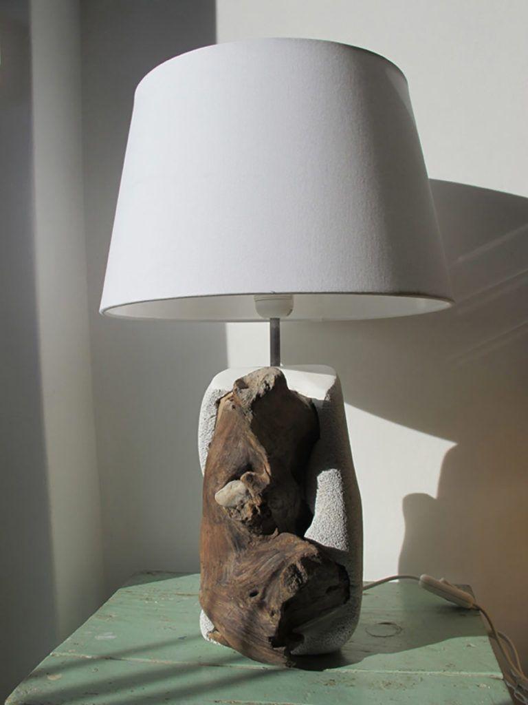 Lučka Berlot: Svetila iz lahkega betona