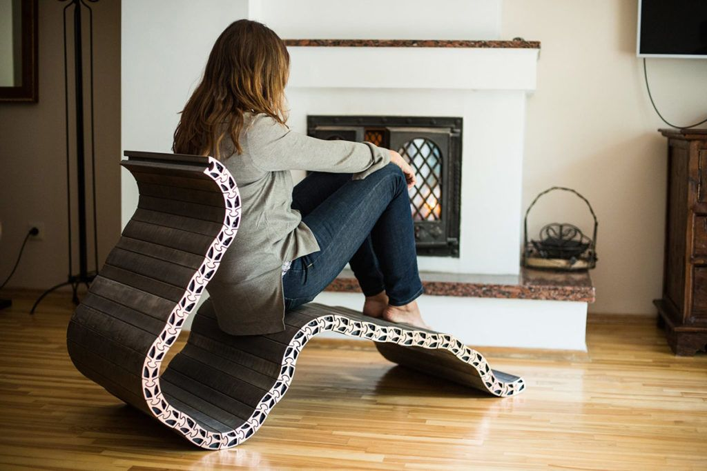 Pohištvo kot hrbtenica