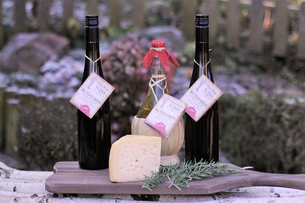 Tradicionalna pridelava vin s kančkom sodobnega pridiha