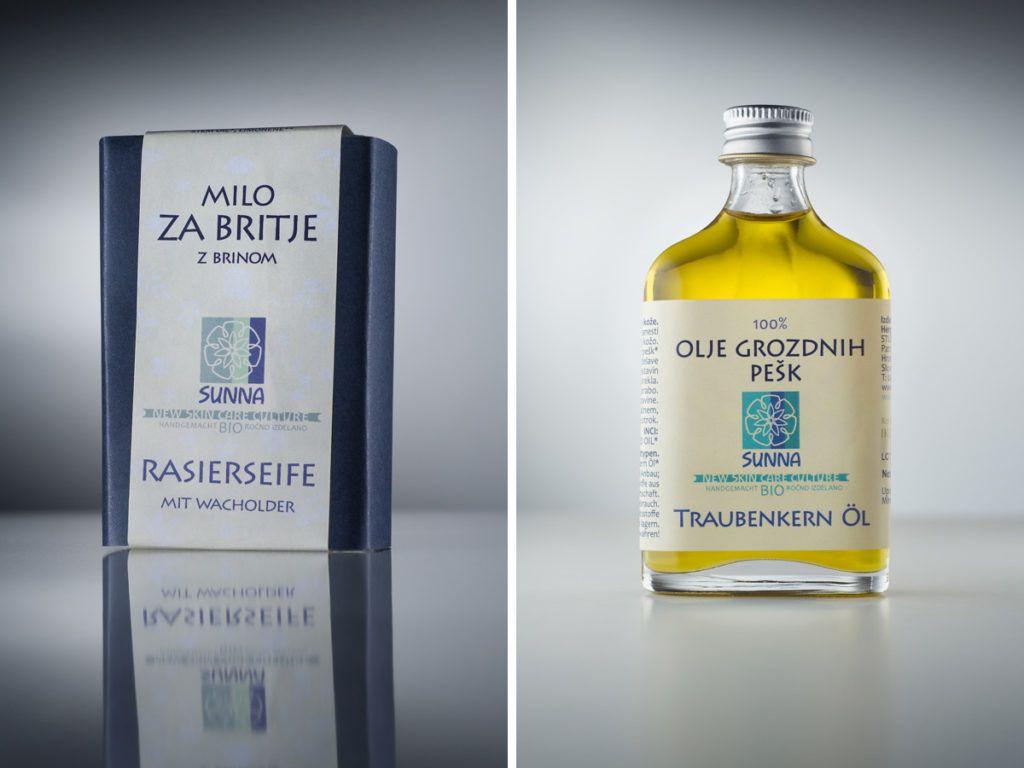 Ekološki negovalni izdelki za moško kožo