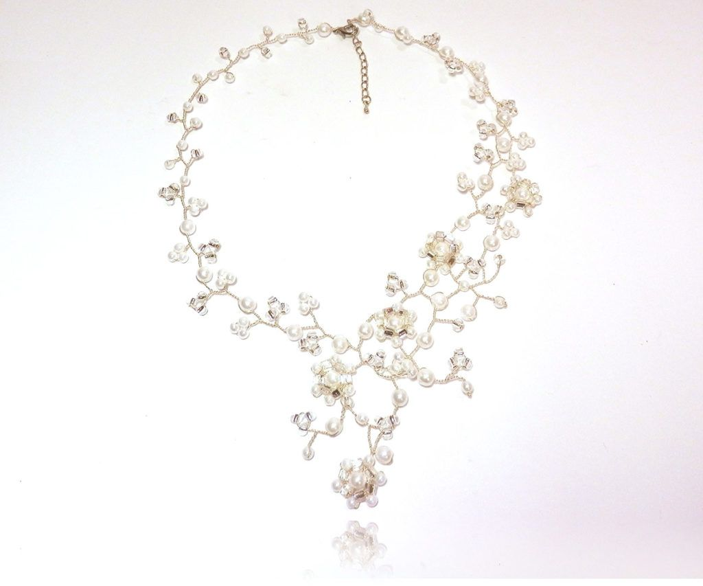 Tina Švajger Sivec – Pri poročnem nakitu je izhodišče poročna obleka ali nevesta