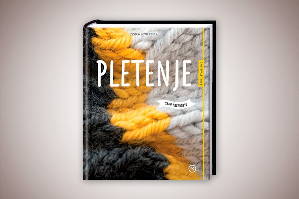Knjiga: Pletenje