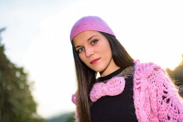Urška Smole: Zanimiva kvačkana oblačila