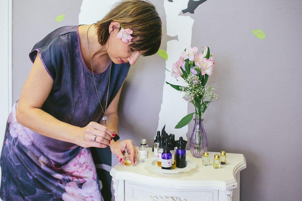 Botanični parfum je dišava prihodnosti