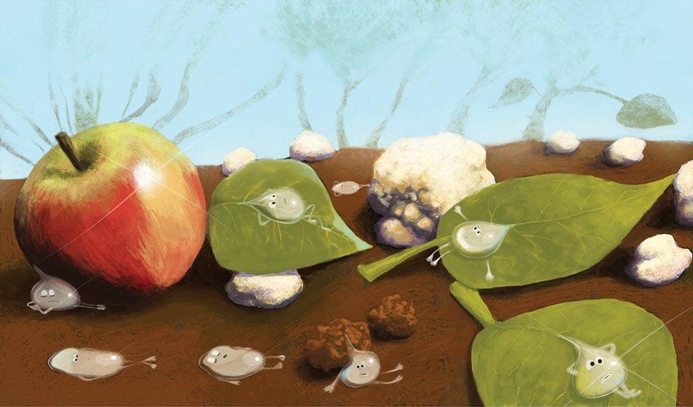 Ilustracije Urške Kozak: Niso vse ilustracije iz otroške literature