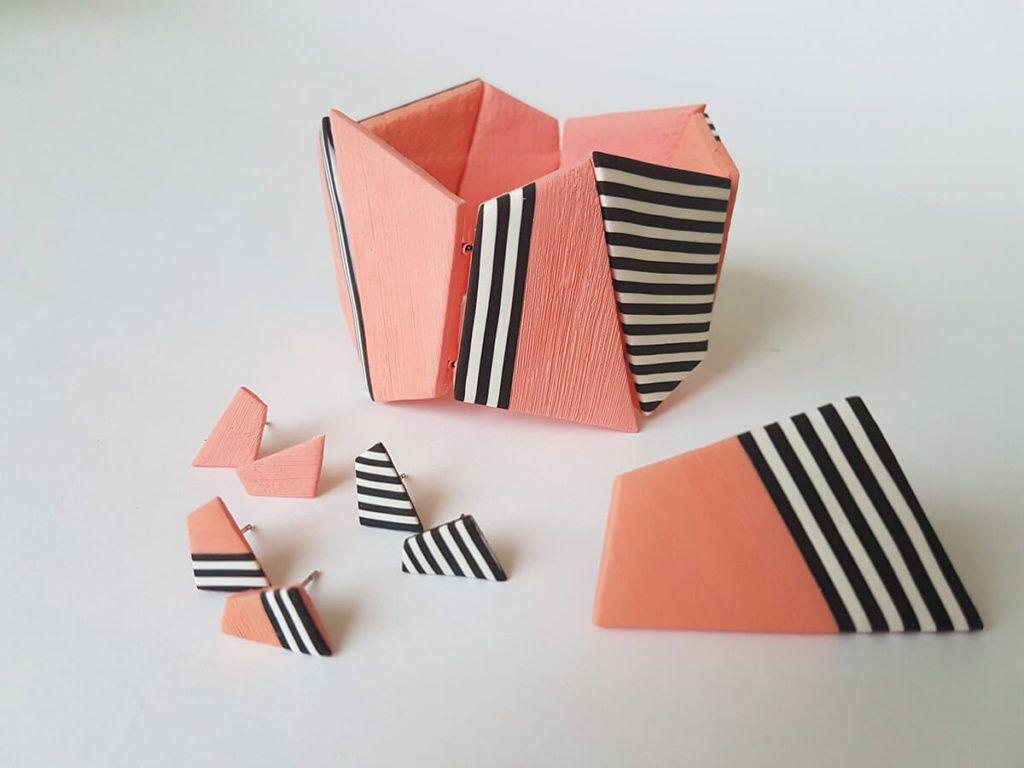Alma Lemezović: Zanimive barvne kombinacije