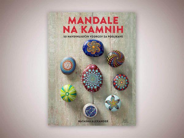 Knjiga: Mandale na kamnih