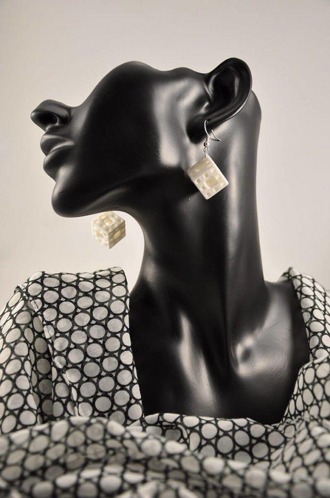Tjaša Grudnik: Sveže iz 3D tiskalnika