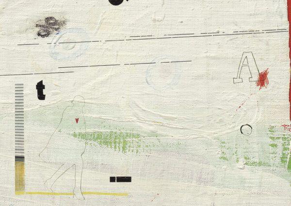 Zgodbo šepeta preko risbe